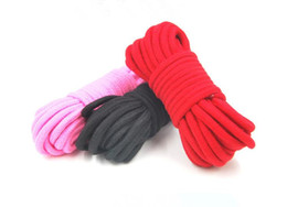 Cotton Sex Games UK - Hot Sale Page Cord,Sex Product, 10 m Cotton Rope, Adult Sex Game Sets,Flirting Sex Toy For Adult Couple,Binding Yarn slave game