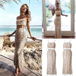 890d0109a Beige Sequin Long Dress Online Shopping