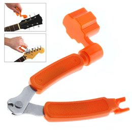 $enCountryForm.capitalKeyWord Australia - 3 in 1 Multifunctional Guitar Ukulele Tool Winder + String Cutter + Pin Puller Instrument Accessories for Guitar Banjos