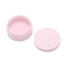 Makeup 5g Containers UK - 5g Plastic Empty Loose Powder Pot With Sieve Cosmetic Makeup Jar Container Travel Refillable Perfume Cosmetic Sifter