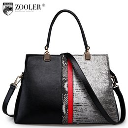 NEW ZOOLER Genuine Leather bags for women 2018 luxury handbags women bags  designer shoulder bag Patchwork luxury handbag  6196 2d760c41d450f