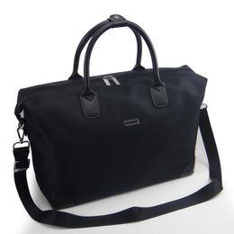 Women Duffel Travel Tote Oxford Jacquard Travel Bag Weekend Bag Large Capacity Overnight Bag ZDD8266 on Sale