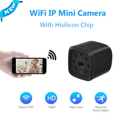 $enCountryForm.capitalKeyWord Canada - Mini Camera Wifi Full HD 1080P Micro Camera Wifi P2P IP Night Vision Cam Motion Detection Mini DVR Security Camera