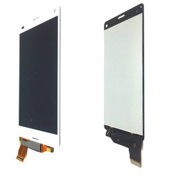 $enCountryForm.capitalKeyWord NZ - 4.6 inch For Sony Z3 Compact LCD Display Z3 mini D5803 D5833 z3mini lcd Touch Screen Digitizer Assembly