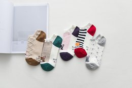 $enCountryForm.capitalKeyWord NZ - New 20 Pairs Womens Lovely Cats Printed High Quality Funny Socks Casual Cotton Crew Socks for Girls Women