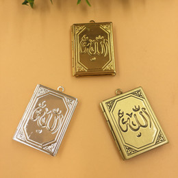 $enCountryForm.capitalKeyWord NZ - 35*27*5MM Silver antique bronze gold  square shape copper handmade photo locket charms jewelry, vintage metal picture frame pendant wish box
