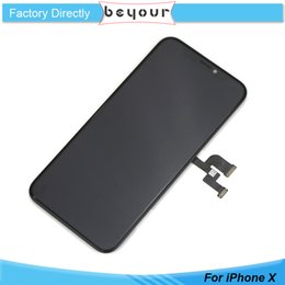 High Quality LCD for iPhone X XS 10 OLED Display Touch Screen Display with Frame Digitizer Replacement Repair Parts Black from meizu m2 note touch screen suppliers