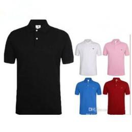 e82f1692239 Polo Men S Slim Collar Chemises A Manches Courtes Casual Men S Polo Homme  Shorts