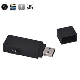 Covert hd Camera dvr reCorder online shopping - HD P Mini USB Disk Covert Camera Holeless DVR Motion Detect Micro Pocket DV Video Recorder Portable Camcorder