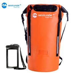 $enCountryForm.capitalKeyWord Canada - MARJAQE 40L Muitifunctional Durable Ultralight Rafting Camping Hiking Swimming Waterproof Bag Dry Bag Outdoor Travel Kits