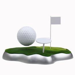 Magnetic levitating bluetooth speaker online shopping - Magnetic Levitating Floating Wireless Portable golf ball shape Bluetooth Speaker