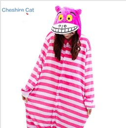 women Cheshire Cat Onesies Sleepsuit Adults Cartoon Pajamas Cosplay  Costumes Animal Onesie Sleepwear Warm Jumpsuit Sleepsuit KKA4169 bd3e4f0b2
