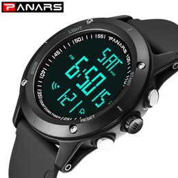 Good Christmas Gifts For Boys NZ - New relogio men's sports watches, LED chronograph wristwatch, military watch, digital watch, good gift for men & boy, dropship