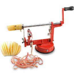 $enCountryForm.capitalKeyWord Australia - Upgrade 3 In 1 Spiral Apple Peeler Corer Potato Slinky Peeling Machine Cutter Slicer Fruit Vegetable Tools Kitchen Accessories