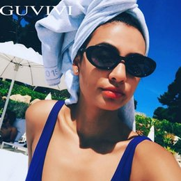 Sunglasses Sales NZ - 2018 hot sale vintage oval sunglasses women men Classic Eyewear black pink lens sun glasses for women shade UV400