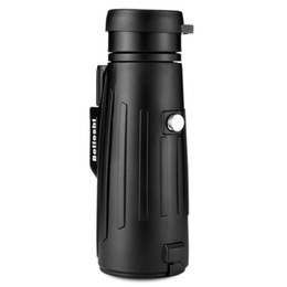 Binoculars Bak4 online shopping - Beileshi x52 Monocular Telescope Optics Zoom BAK4 Prism for m Viewing