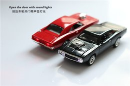 fast toys cars 2019 - 2018 Hot Mini Auto 1:32 The Fast and The Furious Dodge Charger Alloy Car Model Kids Toys for Children Metal Classical Ca