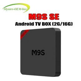 $enCountryForm.capitalKeyWord NZ - Factory M9S SE TV BOX Android 7.1 Quad Core Rockchip RK3229 Internet 4K 1GB 8GB WiFi 4K 3D Google Media Player 2GB 16GB Bluetooth BETTER H96