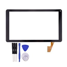 Discount inch tablet replacement - Brand New 10.1 Inch Touch Screen for Digma Optima 10.7 TT1007AW 10.8 TS1008AW 3G Tablet PC Glass Sensor Digitizer Replac