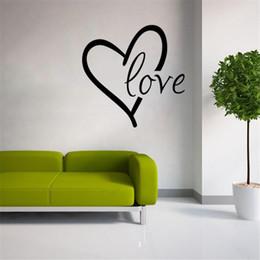 $enCountryForm.capitalKeyWord Australia - English Personality Letter Love Valentine's Day Discourse Wall Sticker Living Room Bedroom Decoration Background Sticker