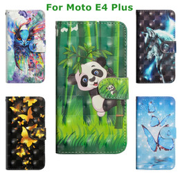 $enCountryForm.capitalKeyWord Canada - For Moto E4 P Plus Motolora E4 Plus (Europe) 3D Painting Magnetic Magnet leather PU case with Wallet Credit Card Holder Stand Case Cover