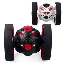 $enCountryForm.capitalKeyWord NZ - 2.4G bounce car balanced and upright walking robot remote control fast and accurate turning free turn over children's toys