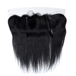Fast unprocessed human hair online shopping - Peruvian Straight Virgin Human Hair Closure Hair Extensions For Fashion Women unprocessed Virgin Human Hair Fast Shipping