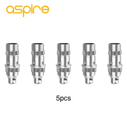 $enCountryForm.capitalKeyWord Australia - 5pcs Aspire Nautilus 2S Replacement Coil 0.4ohm for 23-28W Working Wattage Ecig Coils 5pcs pack