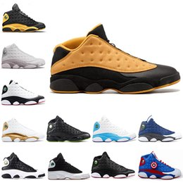 13 cp3 online shopping - 2018 Low Chutney s Men Basketball Shoes Melo Class of cp3 home playoff black cat chicago Sports Sneakers Free Drop Shipping