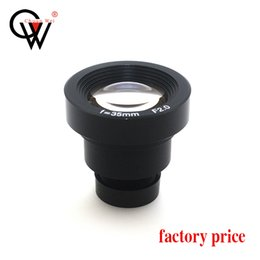 Wholesale CW Security Surbeillance CCTV Board lens mm F2 degree MP M12 mount Fixed Iris