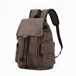 $enCountryForm.capitalKeyWord NZ - High quality, wear-resistant, custom-made canvas backpack with two shoulders, leisure girl bag, big high school student bag