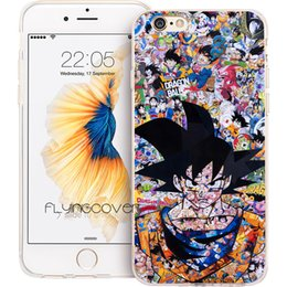 $enCountryForm.capitalKeyWord NZ - Coque Comics Anime Goku Phone Cases for iPhone 10 X 7 8 Plus 5S 5 SE 6 6S Plus 5C 4S 4 iPod Touch 6 5 Clear Soft TPU Silicone Cover.