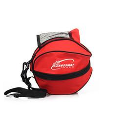 18cbd18796e4 Outdoor Sport Shoulder Soccer Ball Bags Kids Football Volleyball Basketball  Bags Training Accessories