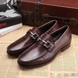 685bf7d814acb Leder Atmungsaktive Arbeit Schuhe Männer Online Großhandel ...