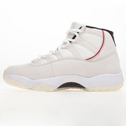 $enCountryForm.capitalKeyWord Australia - 2018 Newest 11 Platinum Tint 11S For Man Basketball Shoes Authentic High Quality Real Carbon Fiber Sports Sneakers 378037-016 HFLSXZ018