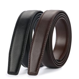 Back To Search Resultsapparel Accessories Dynamic Automatic Buckle Split Leather Men Casual Belts Black Blue Brown Crocodile Belt For Men High Quality Ceintures Homme