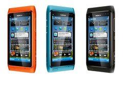 Nokia Unlocked orijinal 3G cep telefonu N8 GSM WIFI GPS 12MP Dokunmatik 3.5