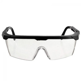 Chinese  1Pc car styling Safety Goggles Work Lab Laboratory Eyewear Eye Glasses Spectacles Protection manufacturers