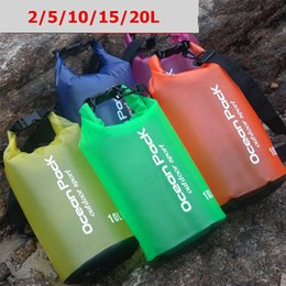 $enCountryForm.capitalKeyWord Canada - 2L 5L 10L 15L 20L Outdoor Swimming Drifting Diving Underwater PVC Waterproof Bag Dry Sack Storage Rafting Sports travel Bag