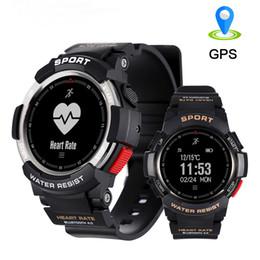 $enCountryForm.capitalKeyWord Australia - Smart Watch F6 Multi Sport Modes Outdoor Bluetooth IP68 Waterproof Heart Rate Sleep Monitor Remote Camera GPS SmartWatch