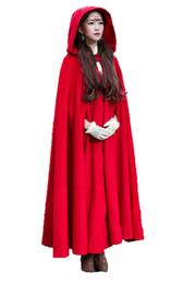 $enCountryForm.capitalKeyWord UK - Hand-crafted high quality Womens cape Elegant Wool Blend Hooded Cloak