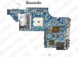 hp pavilion dv6 motherboard 2019 - 665281-001 for HP Pavilion DV6 DV6-6000 laptop motherboard 665284-001 Free Shipping 100% test ok cheap hp pavilion dv6 m