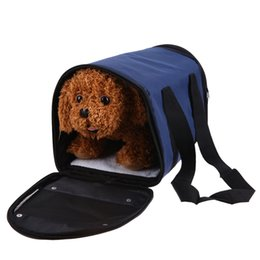 $enCountryForm.capitalKeyWord Canada - S L Dog Bag Carring Bags For Dogs Dog Carriers Dog Bags Travel Pet Corduroy Colorful Cat Carrier Bag Soft 1.5-4kg Fitable Weight