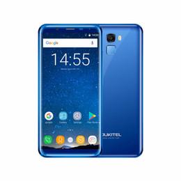 China 5000mAh 5V 2A Quick Charge OUKITEL K5000 4G LTE Fingerprint 4GB 64GB Octa Core MTK6750T 5.7 inch IPS 1440*720 HD+ 21MP Camera GPS Smartphone cheap quick spanish suppliers