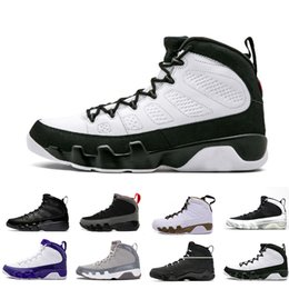Cheap Wrestling Boots NZ - [With Box]2018 Cheap 9 IX Basketball Shoes For Men, Fashion High Quality Sneakers Trainer Athletics Boots s J9 Outdoor Shoes size8-13