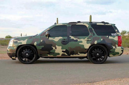 Graphic stickers for cars online shopping - Large forest Green Camouflage Camo Vinyl For Car Wrap Camo Sticker Film with air release Vehicle graphic Size x ft ft ft