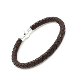 Discount leather bracelets european american fashion - European And American Fashion Woven Leather Bracelet Women Multicolor Leather Cord Bracelet DIY Punk