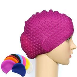 Bath & Shower Bath Women Waterproof Shower Bath Cap Hat With Bear Bowknot Balloon Cherry Design For Adult D5