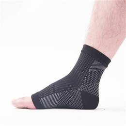 9dddff02bc Feet Angel Anti Fatigue Compression Foot Sleeve Ankle Support Running Cycle  Basketball Sports Socks Outdoor Men Ankle Brace Sock 4 5yy dd