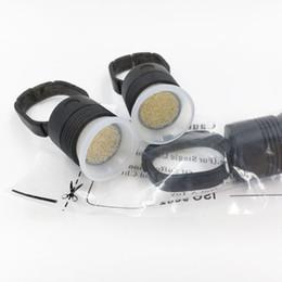 100шт чернильные кольца перманентный макияж ручка машина чернил пигмент держатели крышки с губкой питания для пигмента / чернил (индивидуальный пакет)